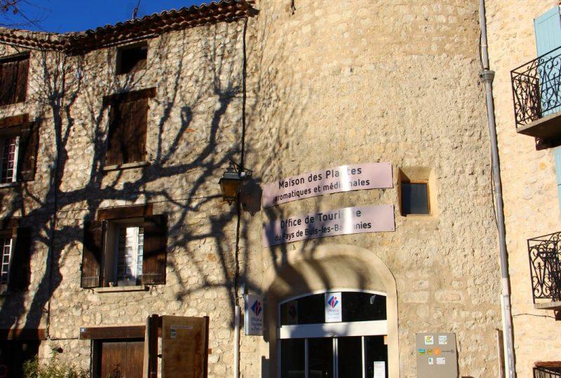 Office de Tourisme des Baronnies en Drôme Provençale – Pays de Buis-les-Baronnies à Buis-les-Baronnies - 0