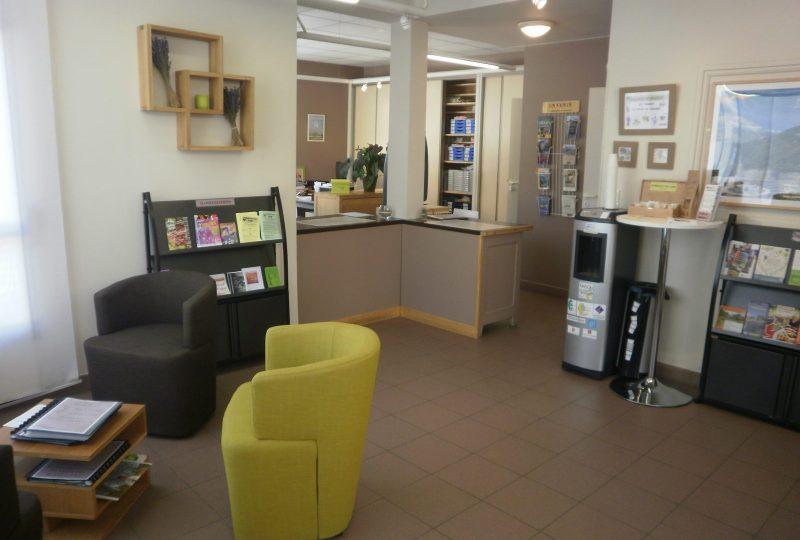 Office de Tourisme des Baronnies en Drôme Provençale – Pays de Montbrun les Bains à Montbrun-les-Bains - 0
