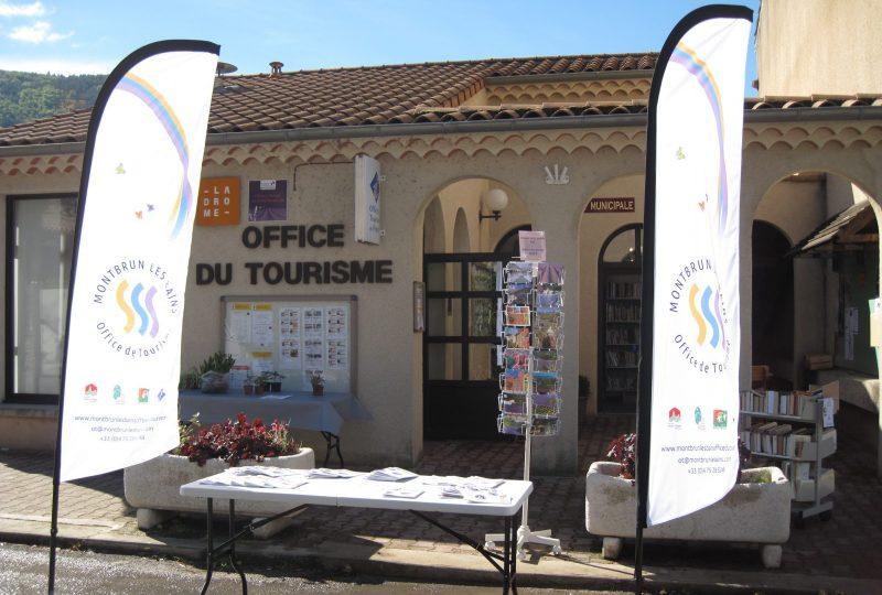 Office de Tourisme des Baronnies en Drôme Provençale – Pays de Montbrun les Bains à Montbrun-les-Bains - 3