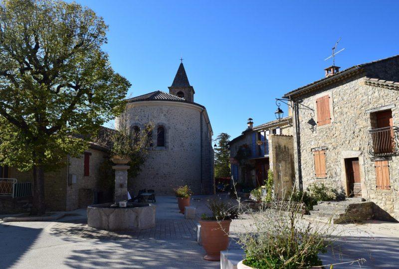 Saint-Auban-sur-l'Ouvèze à Saint-Auban-sur-l'Ouvèze - 1