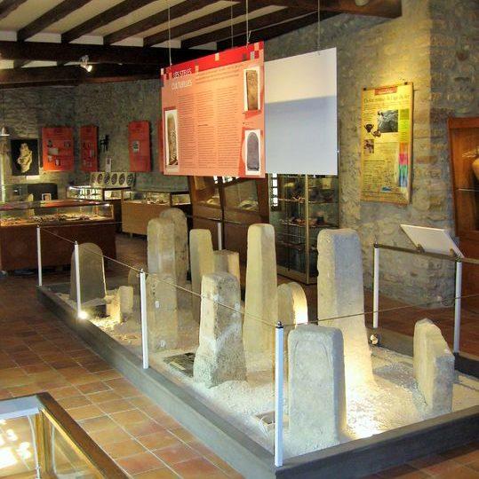 Musée Archéologique du Pègue (Société du Patrimoine Péguois d'Histoire et d'Archéologie) à Le Pègue - 1