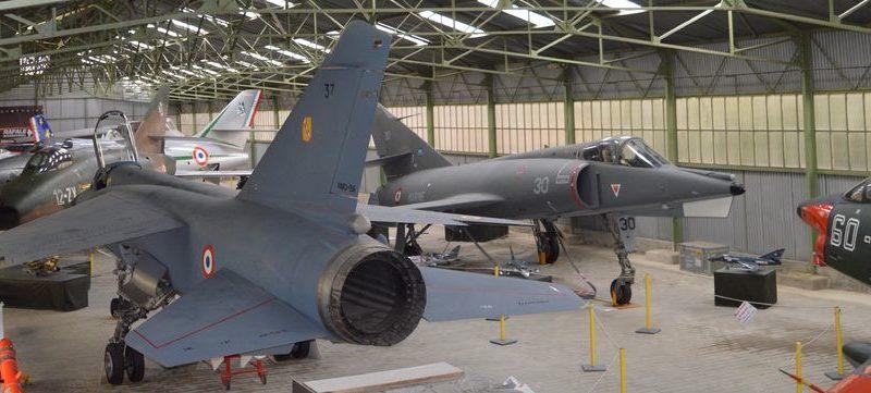 Musée Européen de l'aviation de chasse à Montélimar - 14