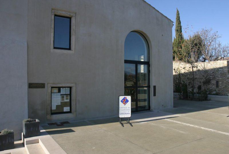 Office de Tourisme Pays de Grignan – Enclave des Papes : Bureau de Grignan à Grignan - 0