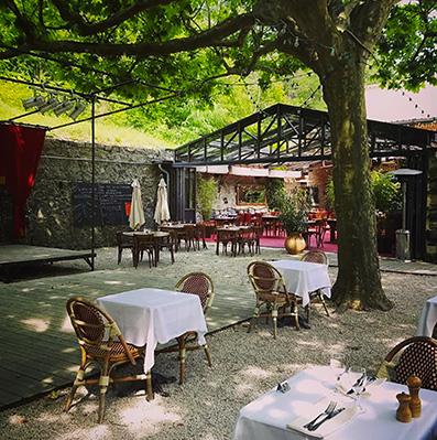 Restaurant la Fontaine Minérale à Pont-de-Barret - 22