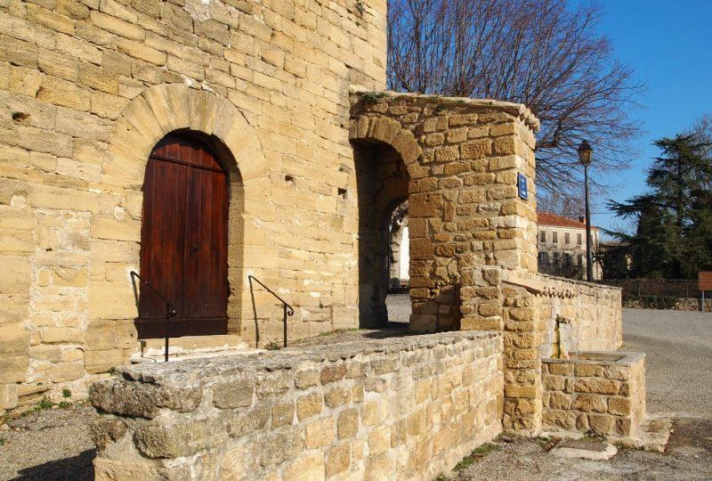 Abbaye Cistercienne à Bouchet - 1