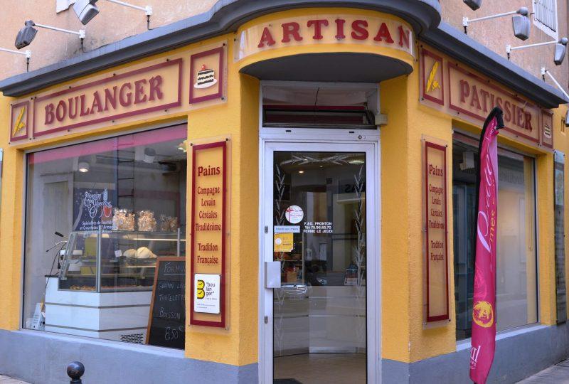 Boulangerie Fronton à Saint-Paul-Trois-Châteaux - 0