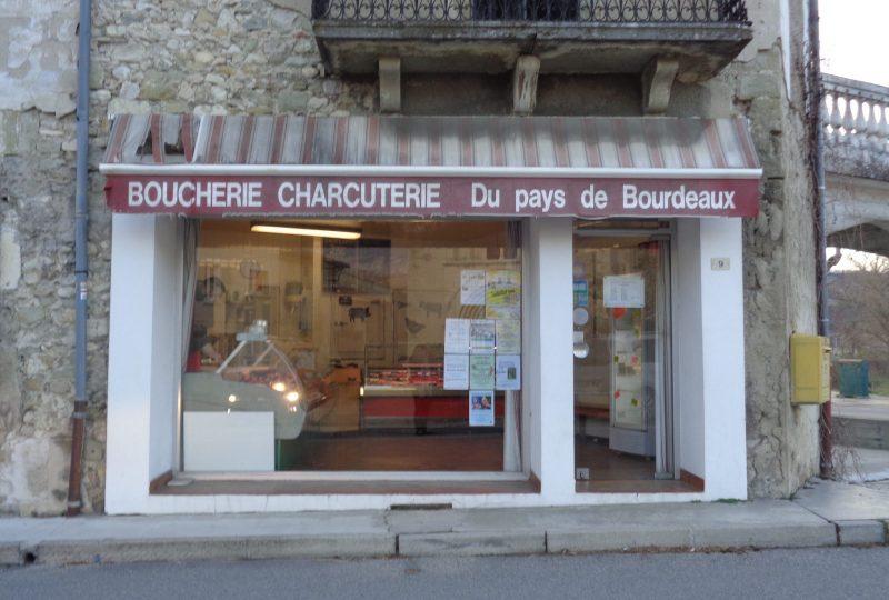 Boucherie du Pays de Bourdeaux à Bourdeaux - 0