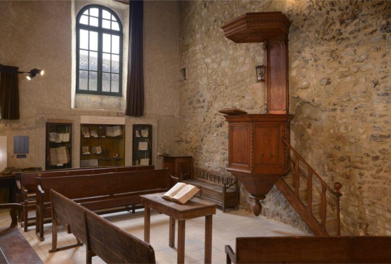 Musée du Protestantisme Dauphinois à Le Poët-Laval - 4