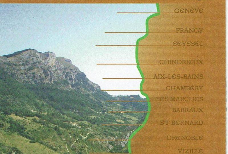 GR 965 Sur les pas des Huguenots (étape 3 ) à Bourdeaux - 0