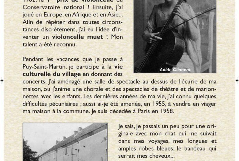Sur les pas d'Adèle à Puy-Saint-Martin - 3