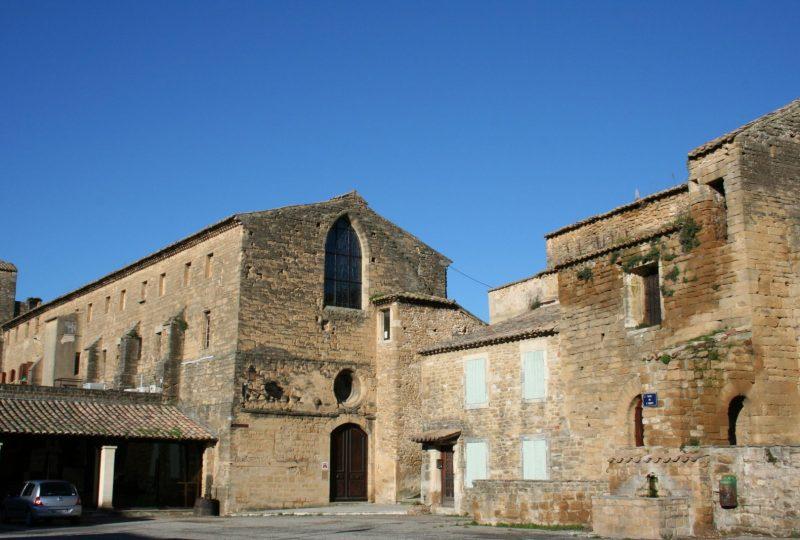 Abbaye Cistercienne à Bouchet - 0