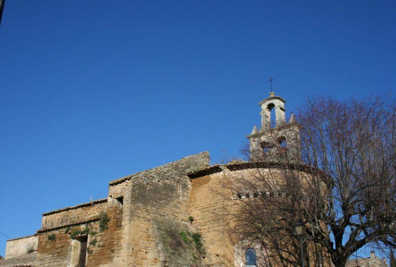 Abbaye Cistercienne à Bouchet - 2