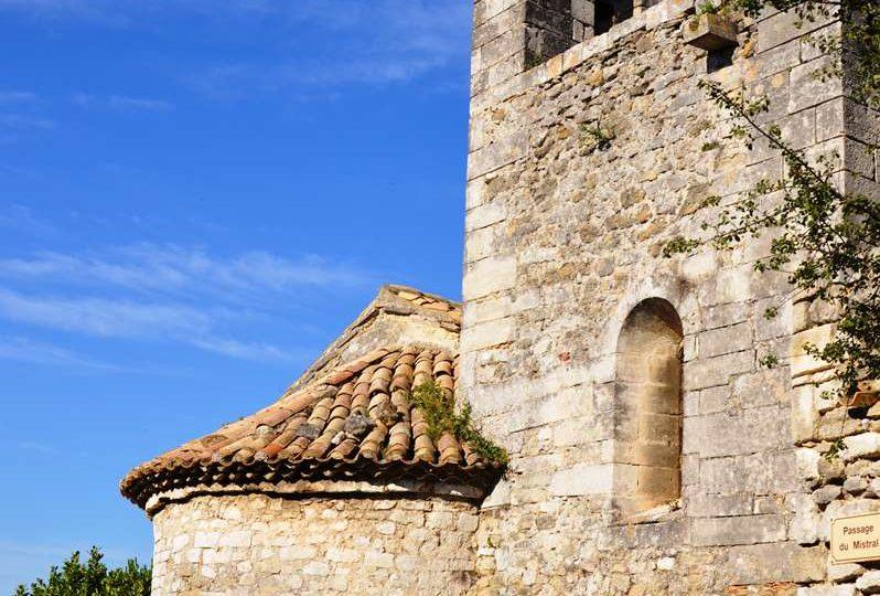 Chapelle Notre Dame de Toronne à Clansayes - 0