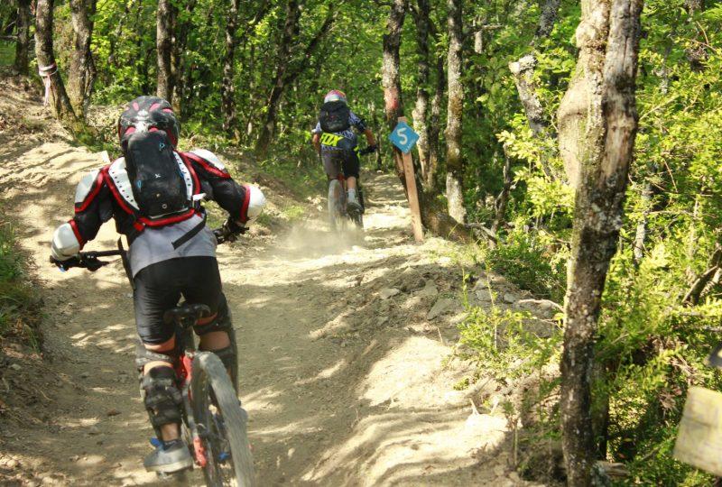 4 seasons Bikepark à Nyons - 1