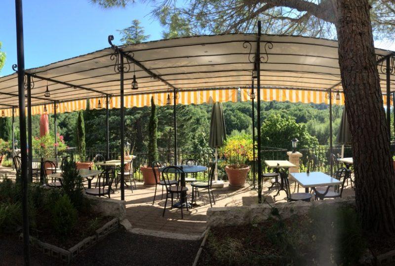 Restaurant Auberge de  l'Escargot d'Or à Dieulefit - 0