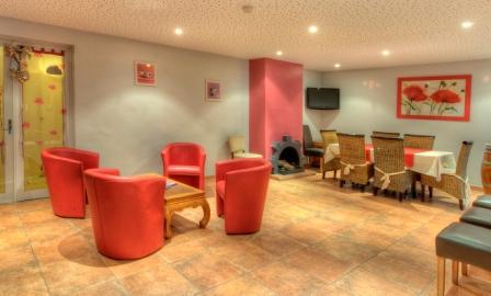 Hôtel-Restaurant le Printemps à Montélimar - 8