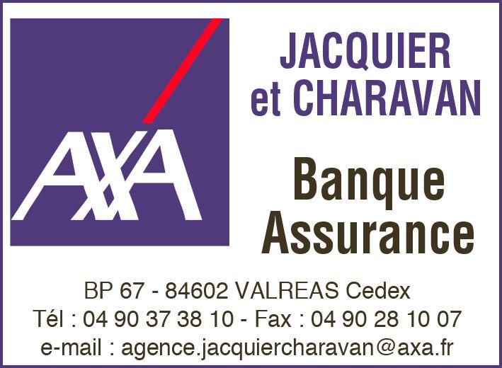 AXA France – Jacquier et Charavan à Valréas - 0
