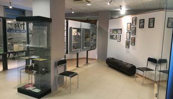 intérieur 2 musée de la résistance et de la Déportation en Ardèche