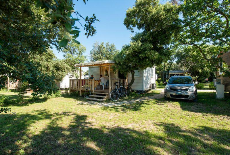 Camping le Garrigon à Grillon - 10