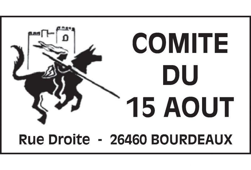Comité du 15 Août à Bourdeaux - 0