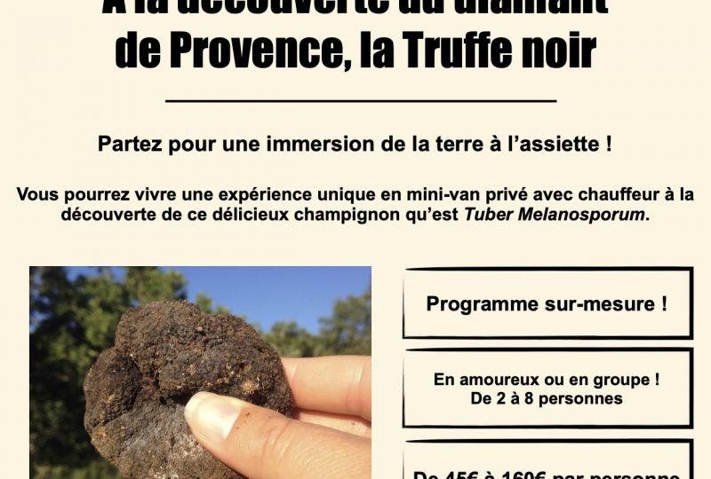 A la découverte du diamant de Provence à Richerenches - 0