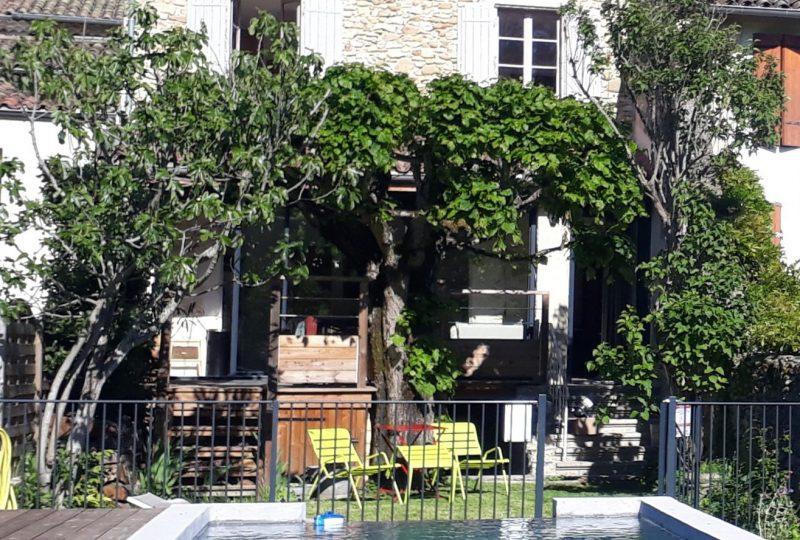 La Maison du Jabron à Dieulefit - 20