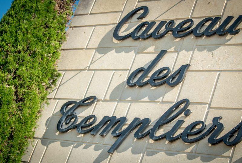 Cellier des Templiers à Richerenches - 0