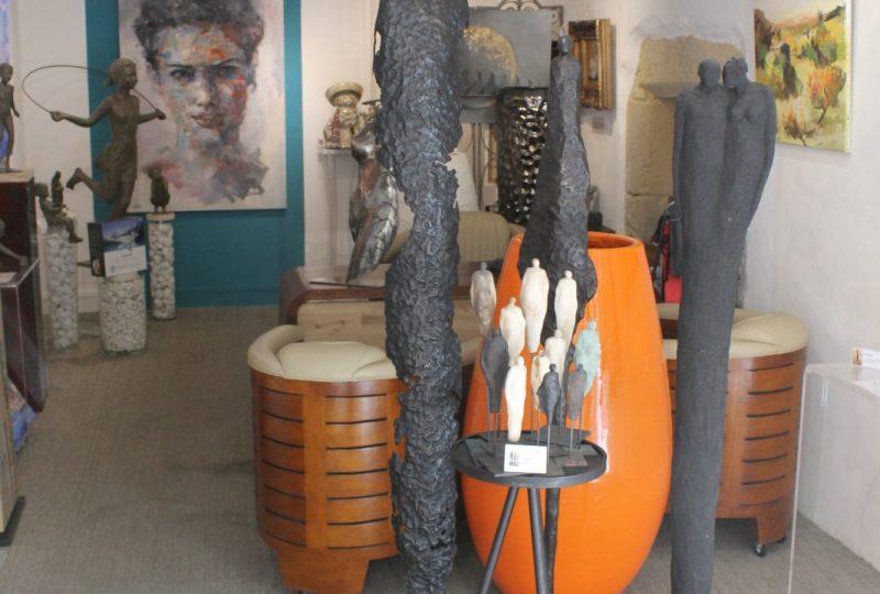 Galerie d'Art – Atelier Sophie Herrent à Grignan - 0