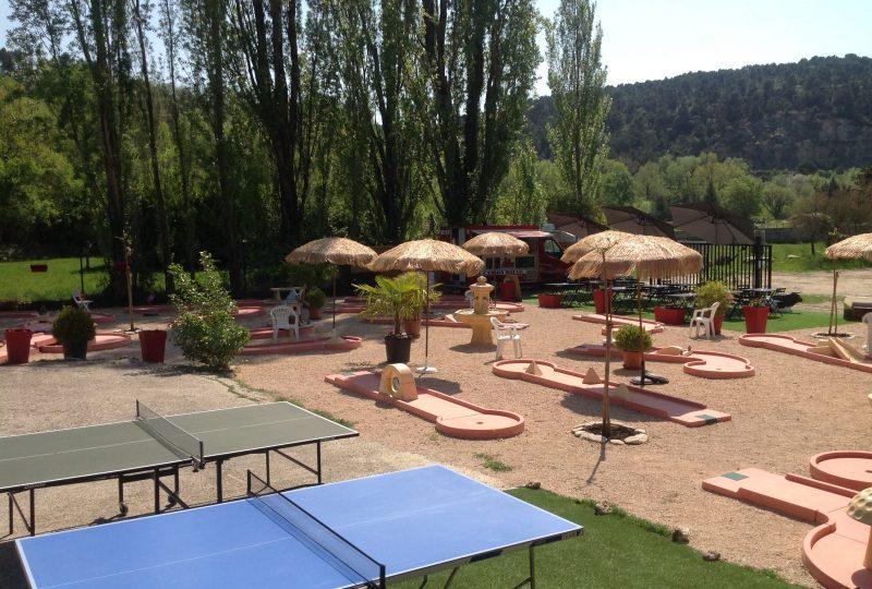 Le Mini Golf du Théos à Vaison-la-Romaine - 0