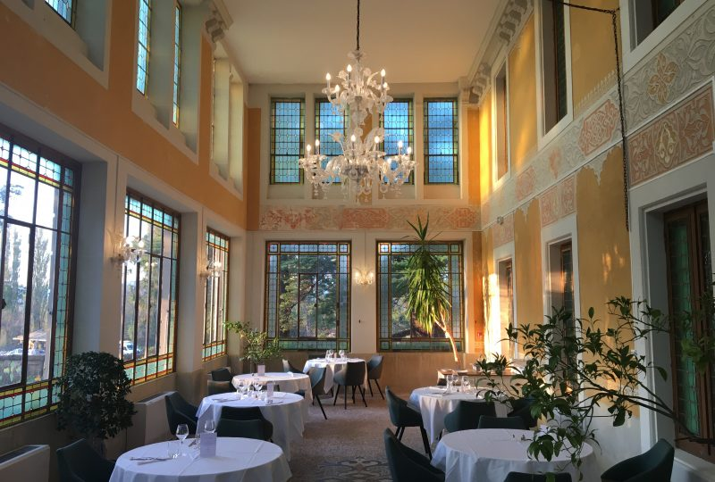 Restaurant Manoir le Roure à Châteauneuf-du-Rhône - 0