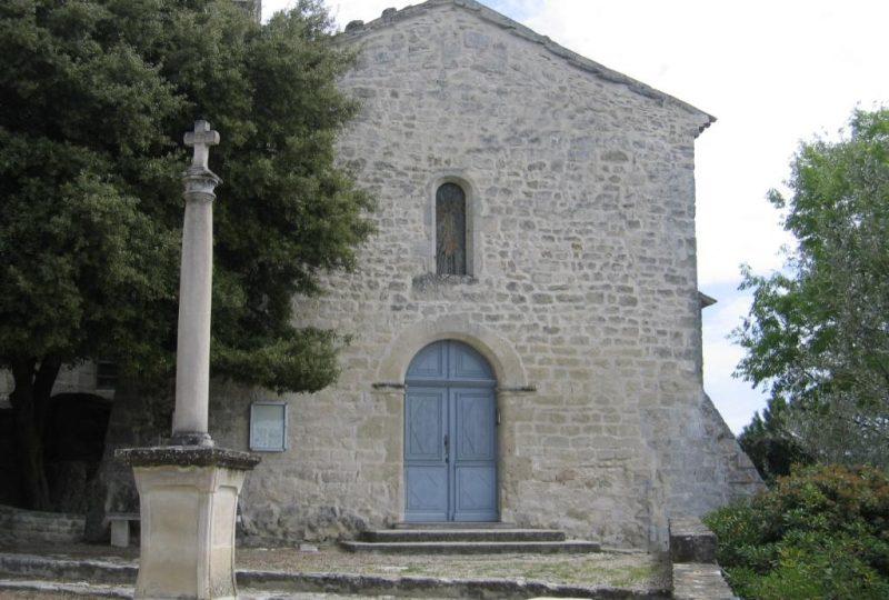 Eglise Saint-Michel à Clansayes - 0