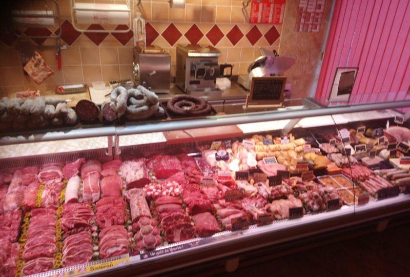 Boucherie charcuterie chez Rolland à Valréas - 1