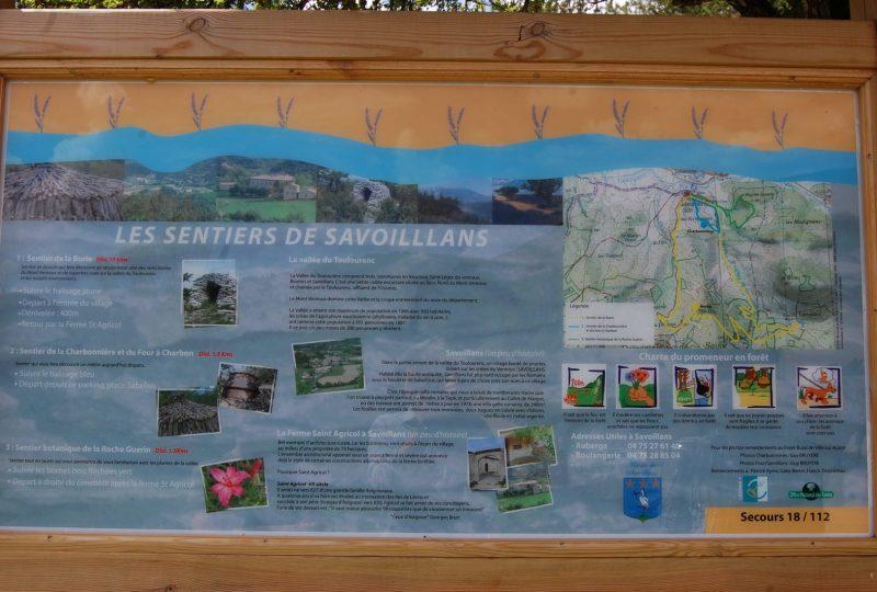 Rêverie du Promeneur Botaniste – Sentier botanique à Savoillans à Savoillans - 4
