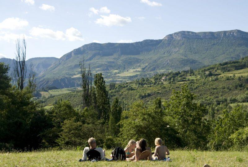 Les Glamping Lodges Nature de La Ferme de Clareau à La Motte-Chalancon - 5