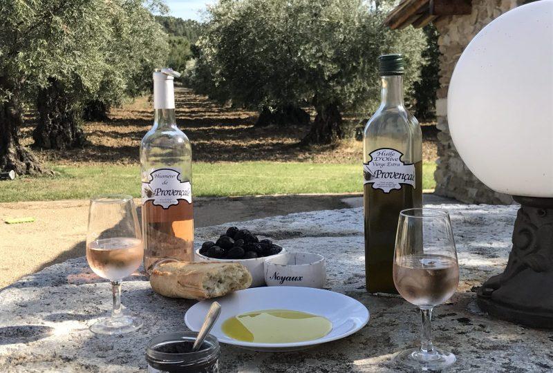 L'O Provençale à Saint-Pantaléon-les-Vignes - 0