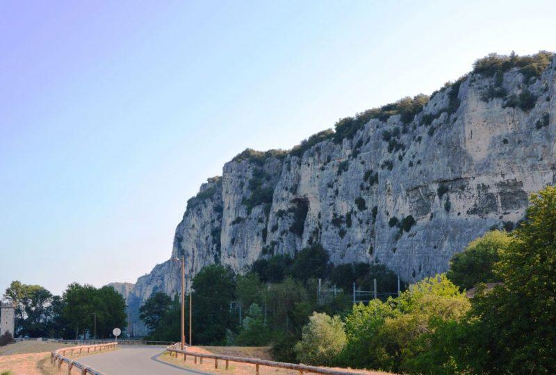 Défilé de Donzère et Pont de Robinet à Donzère - 1