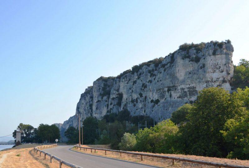 Défilé de Donzère et Pont de Robinet à Donzère - 3