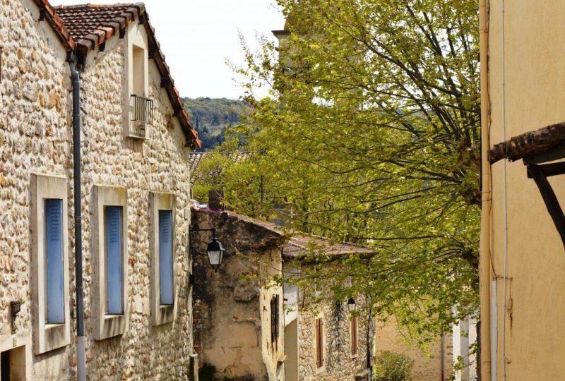 Circuit découverte du village des Granges-Gontardes à Les Granges-Gontardes - 0