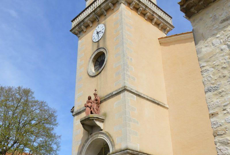 Circuit découverte du village des Granges-Gontardes à Les Granges-Gontardes - 1