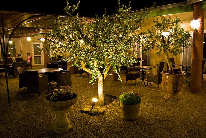 Restaurant la Table des Délices à Grignan - 1