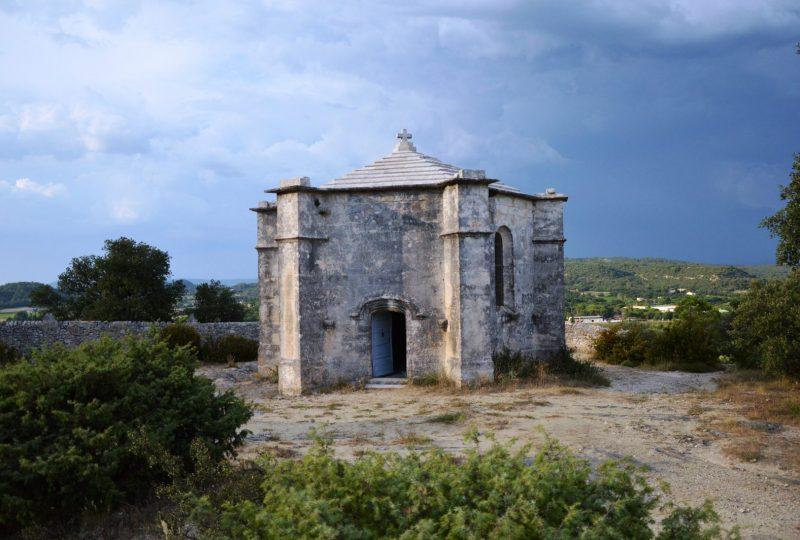 Chapelle Saint Sépulcre à Saint-Restitut - 1
