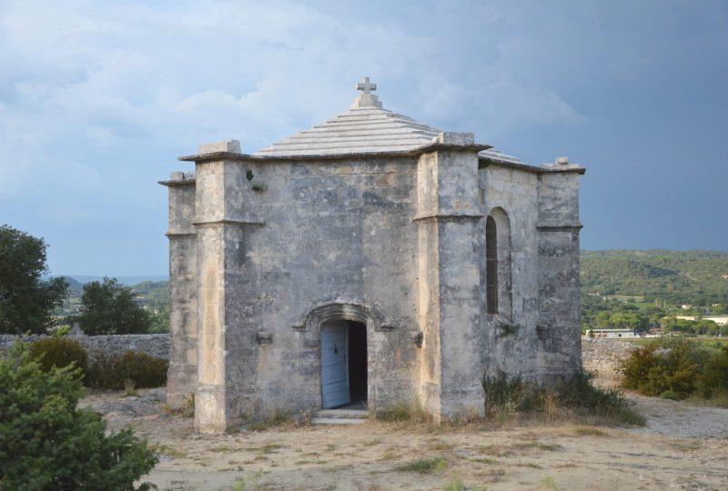 Chapelle Saint Sépulcre à Saint-Restitut - 2