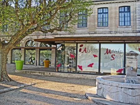 Atelier Musée de la Soie à Taulignan - 4