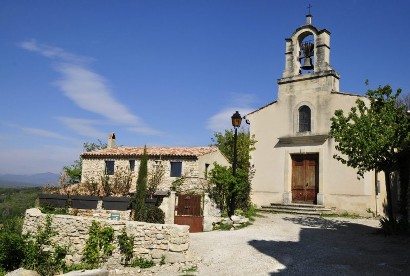 Chantemerle-Lès-Grignan à Chantemerle-lès-Grignan - 3