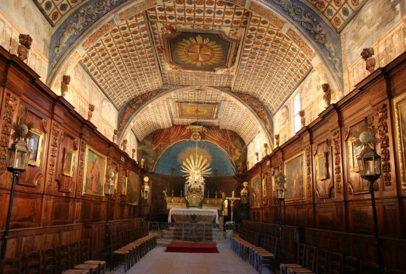 Chapelle des Pénitents Blancs à Valréas - 0