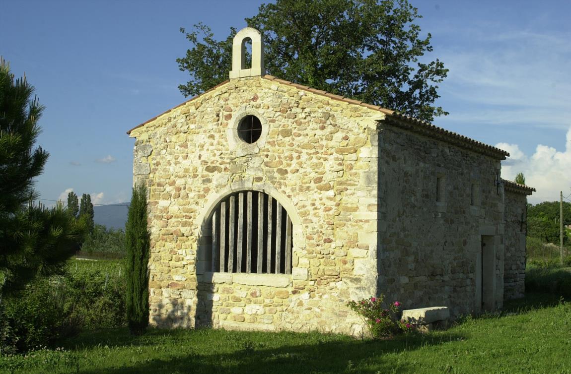 Chapelle Saint Alban à Richerenches - 0