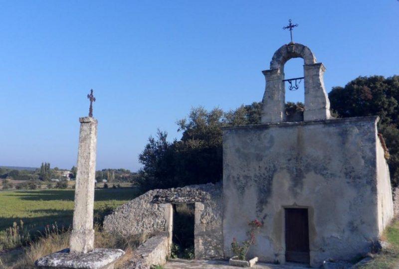 Chapelle Saint-Claude à Montségur-sur-Lauzon - 0