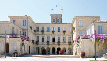 Château de Simiane – Valréas