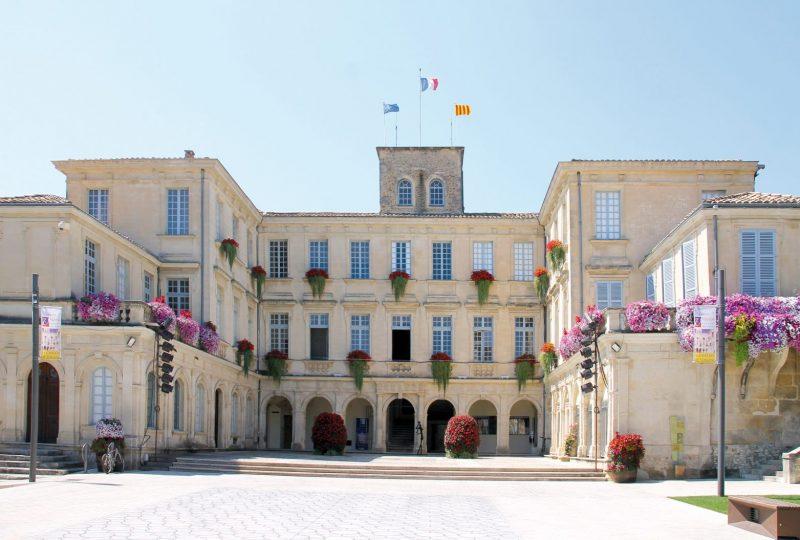 Château de Simiane à Valréas - 0