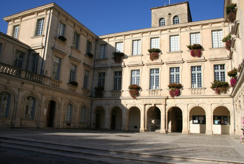 Château de Simiane à Valréas - 4